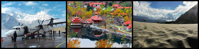 Shangrila Skardu Couple Tour 4Days 3Nights Packages