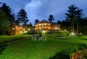 Arcadian Shogran Night View in Shogran Valley