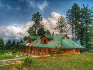 Cottages Arcadian Shogran Valley