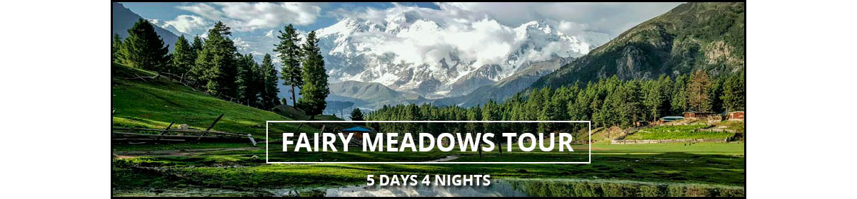 Fairy Meadows Tour Package Price