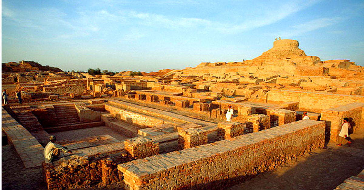 Mohenjo daro The land of Death and lost glory