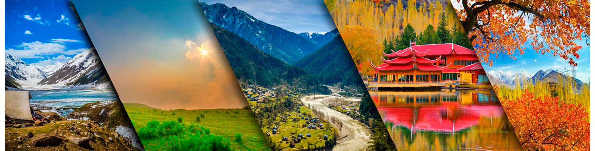 Top 5 destinations to visit on Eid