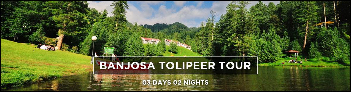 Banjosa Tolipeer Tour 3Days 2Nights Package Plan