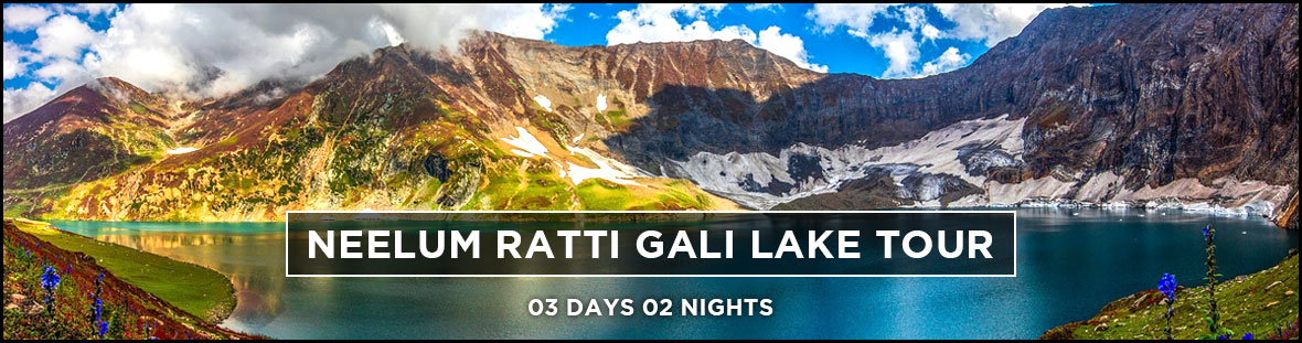 Neelum Valley Ratti Gali Lake Tour Packages