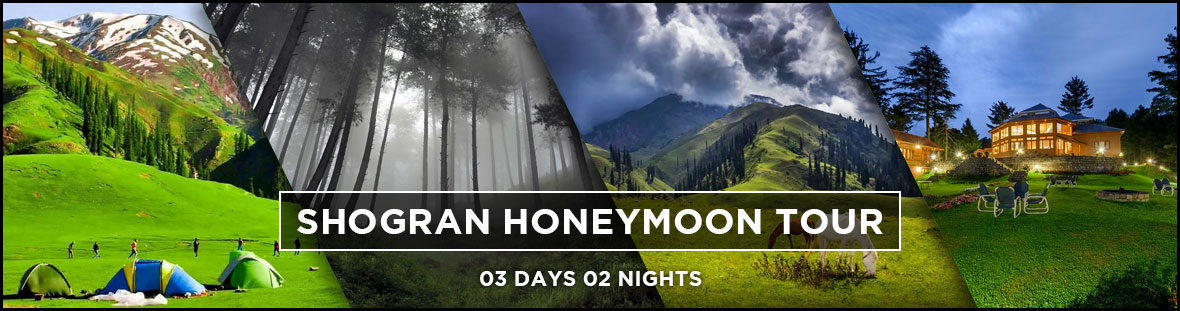 Shogran Honeymoon Tour Package