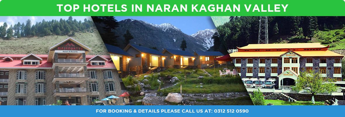 Top Hotels in Naran Kaghan Valley Region