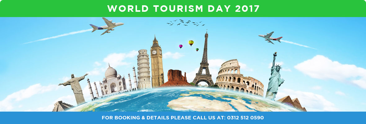 World Tourism Day 2017 Activities in Pakistan