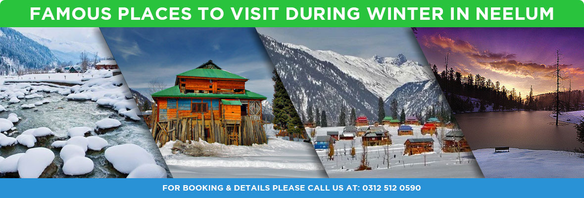 Famous-Places-To-Visit-During-Winter-In-Neelum-Valley By Pakistan tours