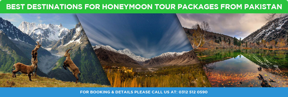 Best Destinations for-Honeymoon-tour Packages from 2018
