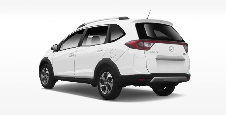 Honda BRV Back-View 2018
