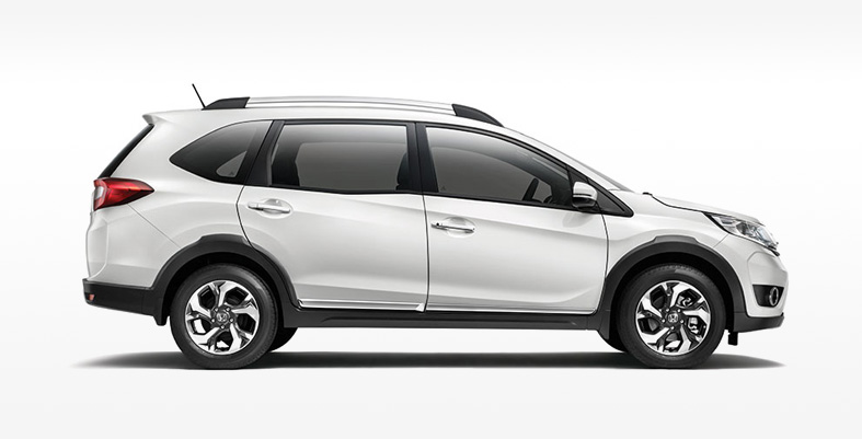 Honda Brv 2018 Side-View Islamabad Rent A Car