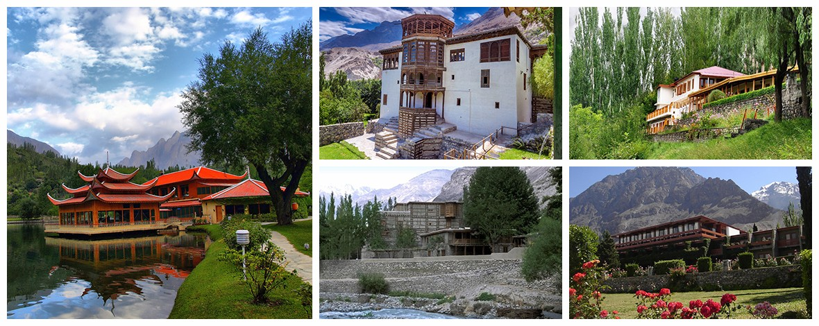 10 Luxurious Way to Spend Summer Holidays in Northern Pakistan