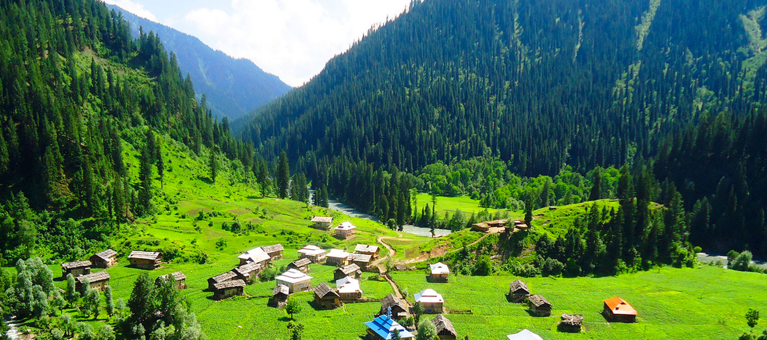 Best Tourist Destinations in Azad Kashmir