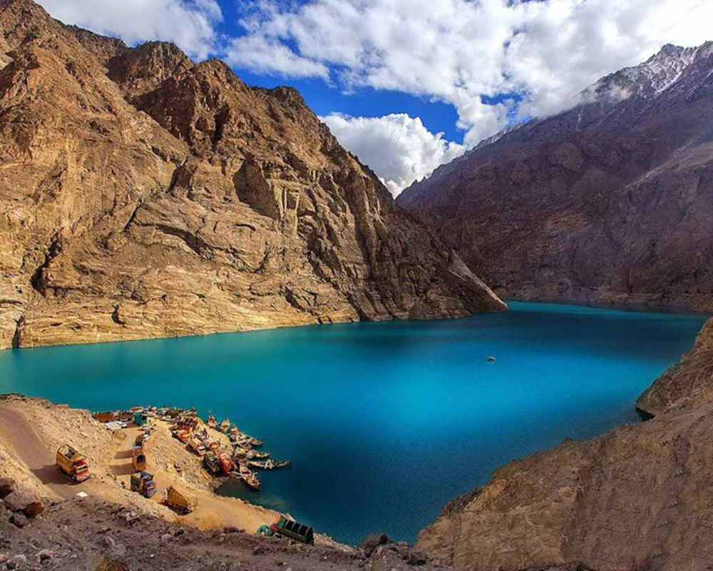 Attabad-Lake