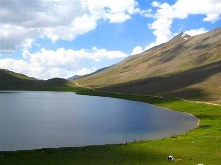 Sheosar-Lake