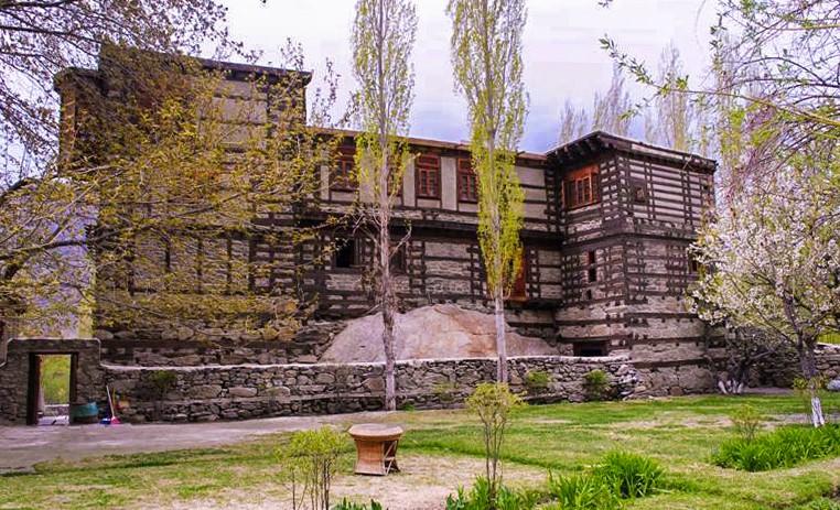 Shigar-Fort