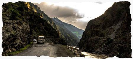Islamabad to Besham Valley 2019