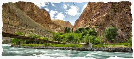Skardu Valley in Karakoram Tour 2019