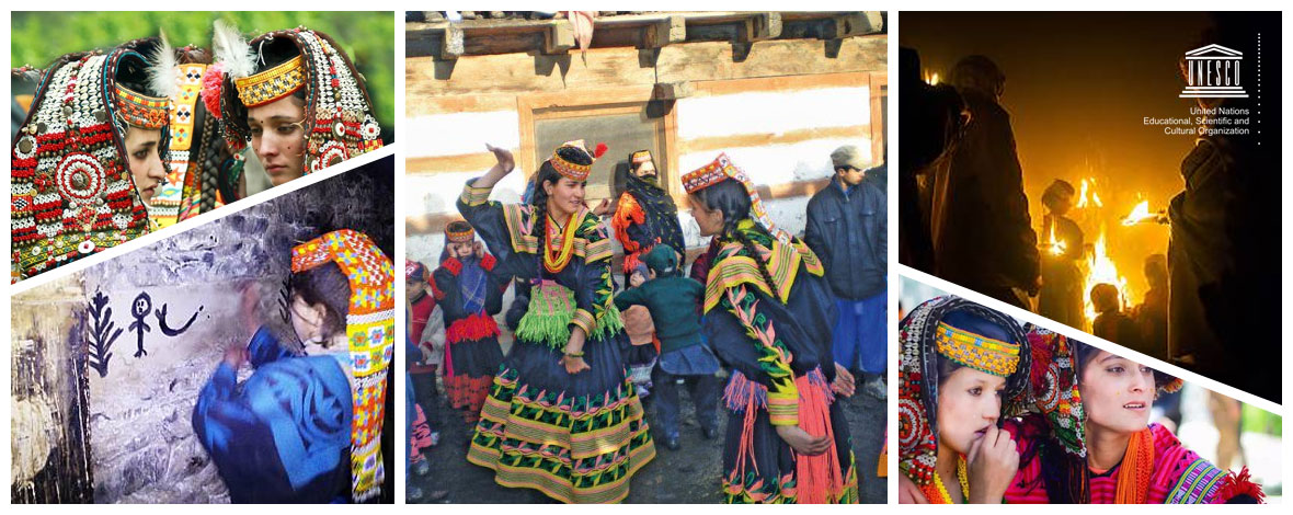 UNESCO Incorporated The Cultural Heritage Of The Kalash Tribe