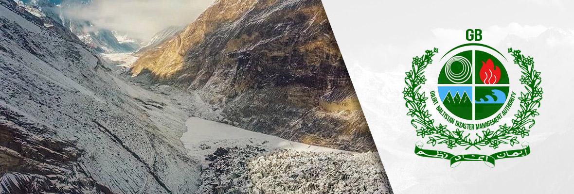 Ice-Sheet-Flood-Makes-Fake-Lake-In-Hunza