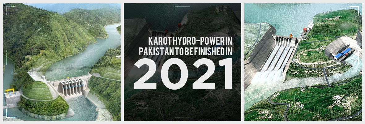 A-Project-By-Chinese-Firm;-Karot-Hydro-Power-In-Pakistan-To-Be-Finished-In-2021
