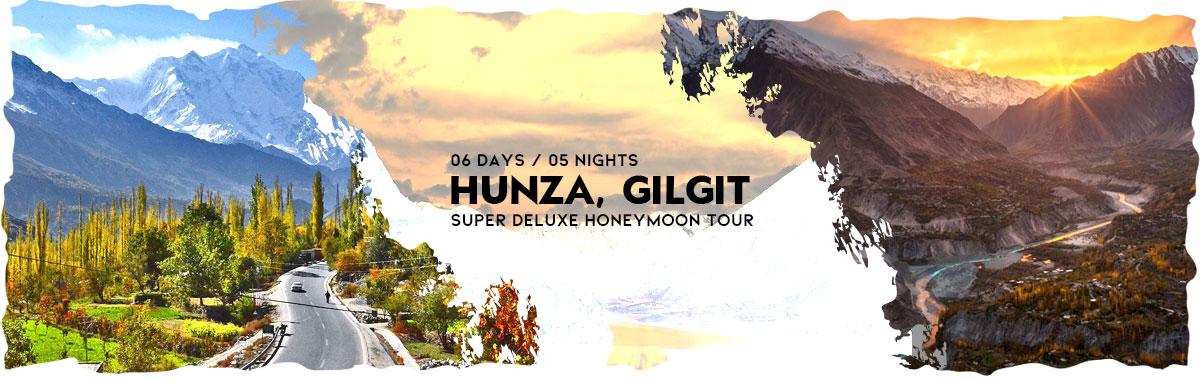 Hunza Gilgit By Air Tour 2020