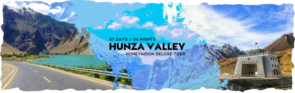 LUXURY TOUR FOR HUNZA VIA NARAN IN PRIVATE