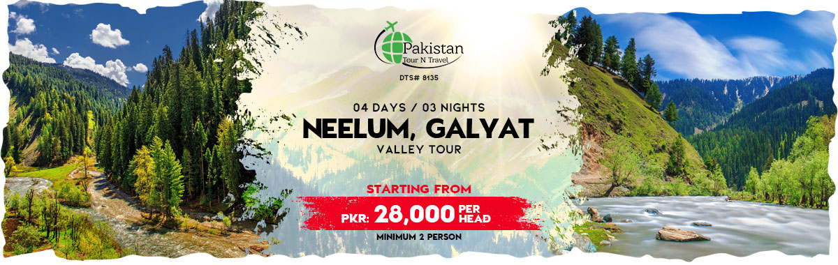 Azad kashmir Neelum Valley Tour Packages in 2019
