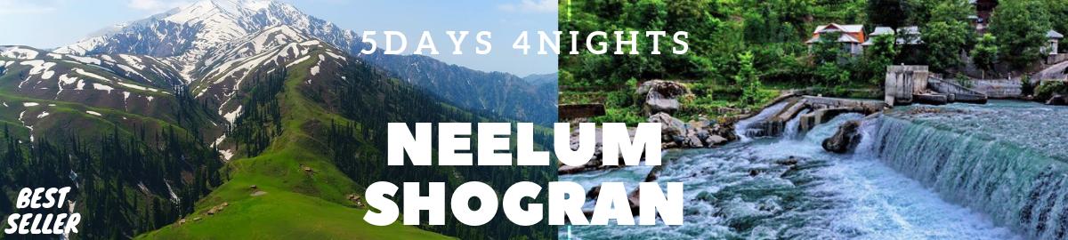 Neelum Shogran Summers Packages 2019