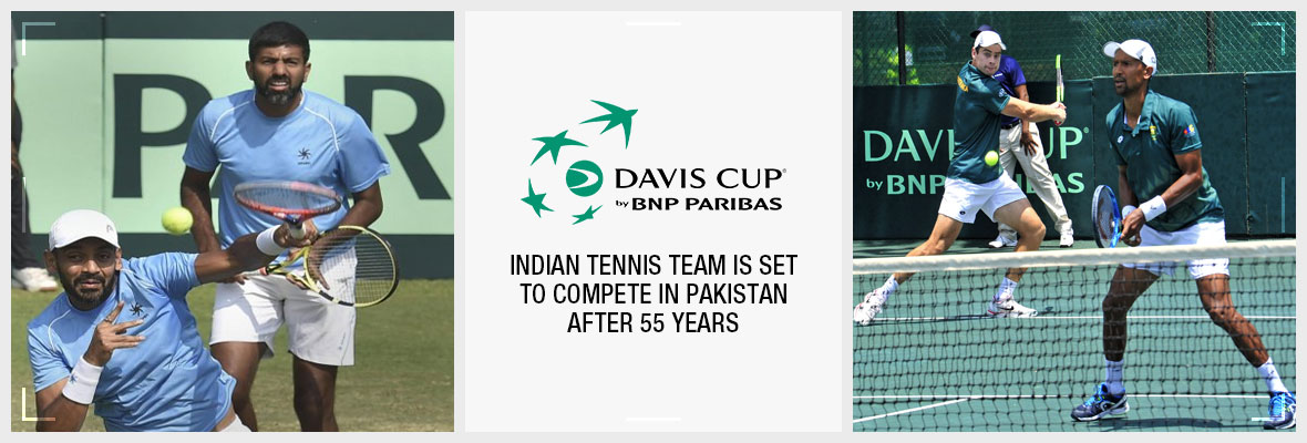 Davis-Cup-2019-Indian-Tennis-Team-Is-Set-To-Compete-In-Pakistan-After-55-Years