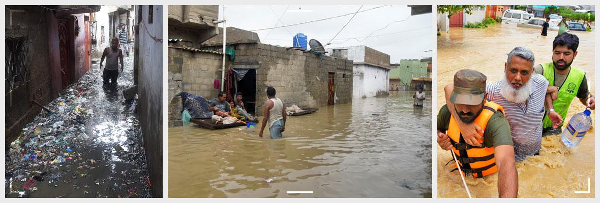 Due-To-Heavy-Rainfall-in-Karachi
