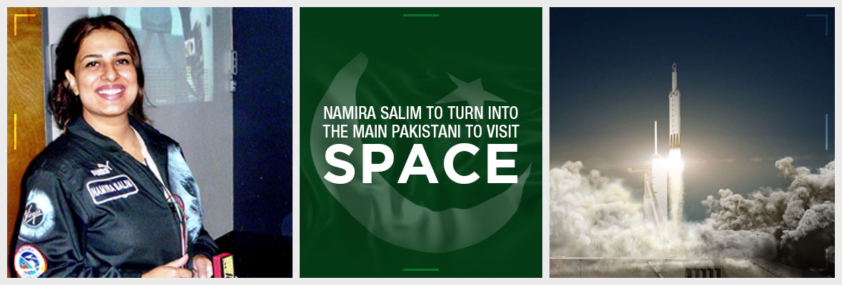 Namira-Salim-To-Turn-Into-The-Main-Pakistani-To-Visit-Space