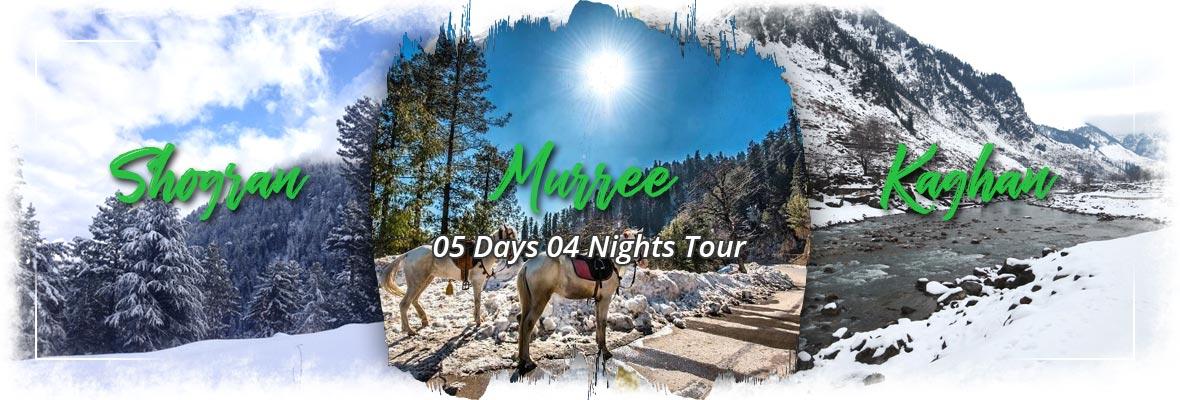 Shogran Murree Tour Packages