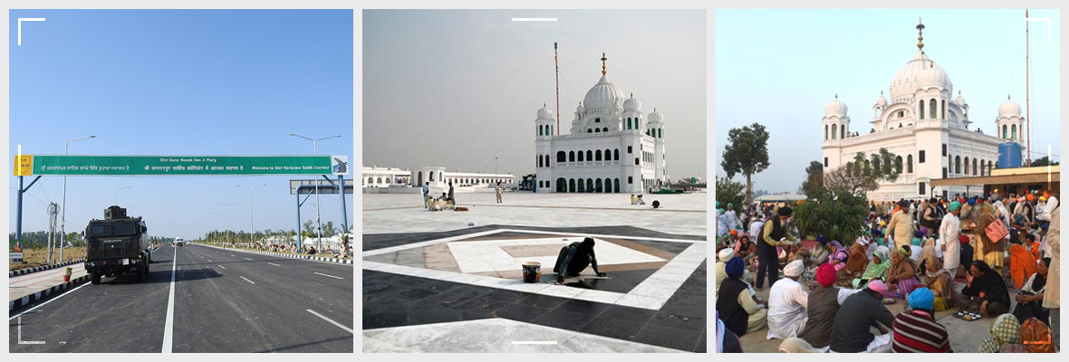 Pakistan-India-Border-Tourism-Kartarpur-Pass-and-Sikh-Community-Banner