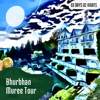 Bhurbhan-Murree-Winter-Tour