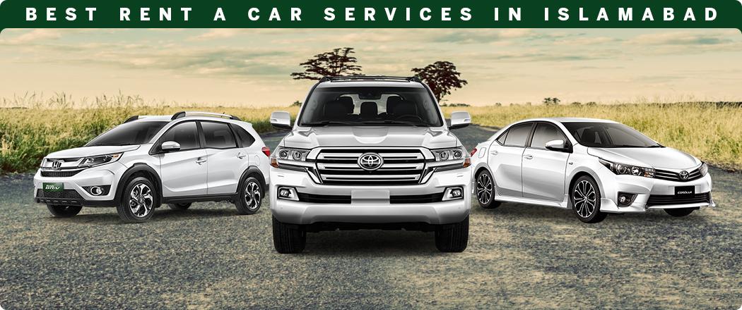 Rent a Car Islamabad