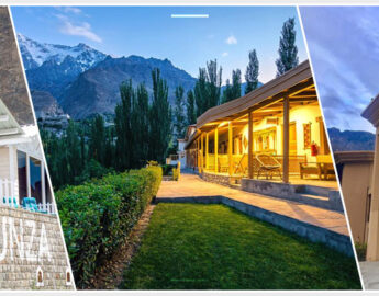 Top Hotels in Hunza