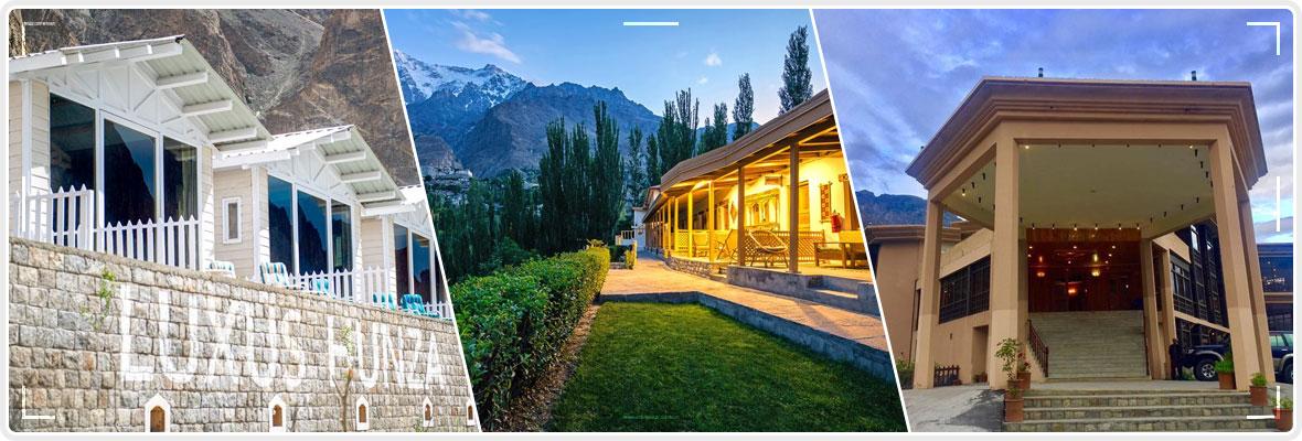 Top Hotels in Hunza