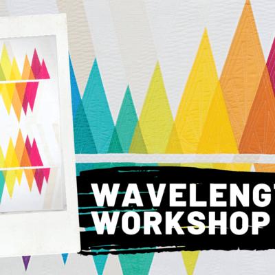 Wavelength Workshop Graphic