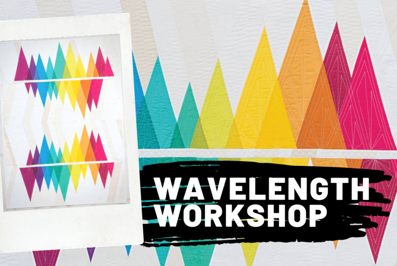 Wavelength Workshop Graphic