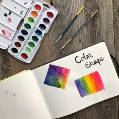 Why you shouldn't use fabric to explore color – My favorite color supplies