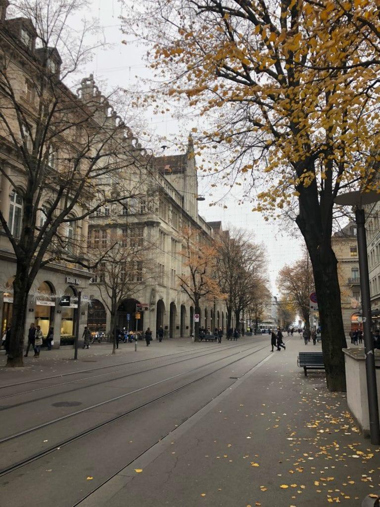American quilt teacher in Switzerland, Zurich