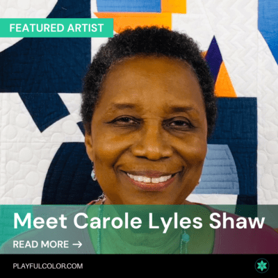 Carole Lyles Shaw Featured Artist