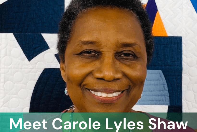 Carole Lyles Shaw Featured Artist