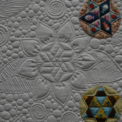 How to quilt the Solstice BOM – Raylee Bielenberg