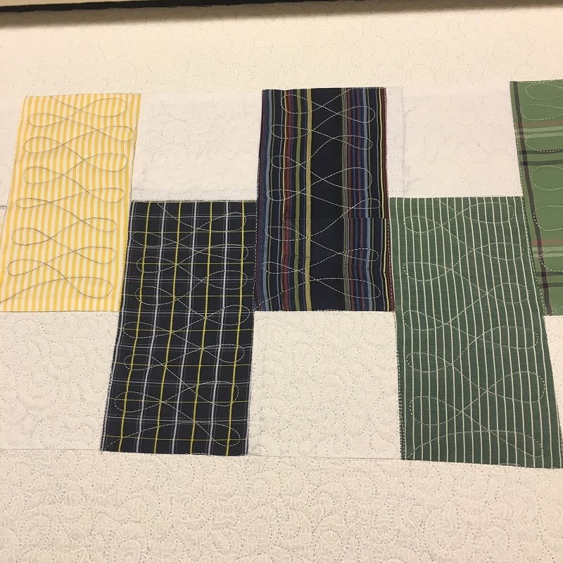 figure 8 quilting design - Andi Stanfield