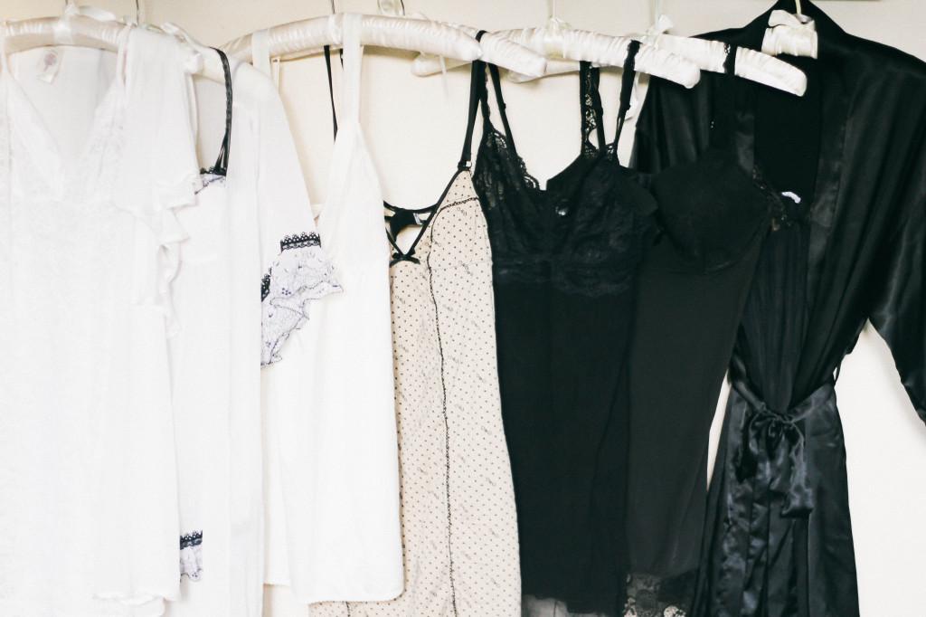 Sexy Sleepwear for Bond Girls | BondGirlGlam.com