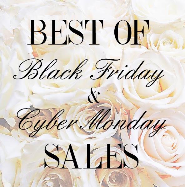 Best of Black Friday & Cyber Monday Sales | BondGirlGlam.com