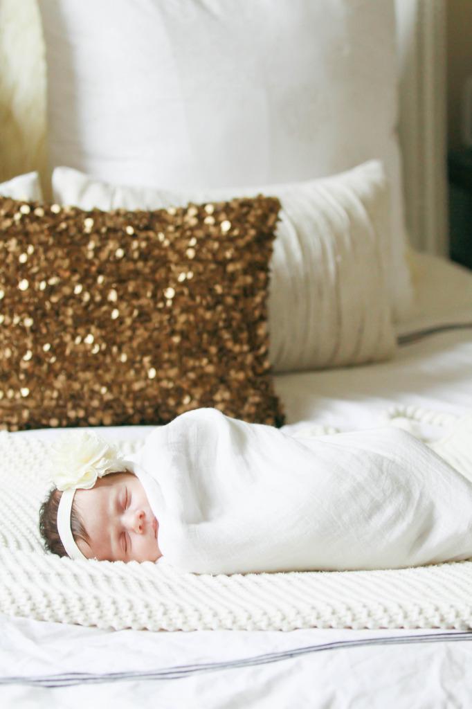 Introducing Baby Bond & Birth Story | BondGirlGlam.com