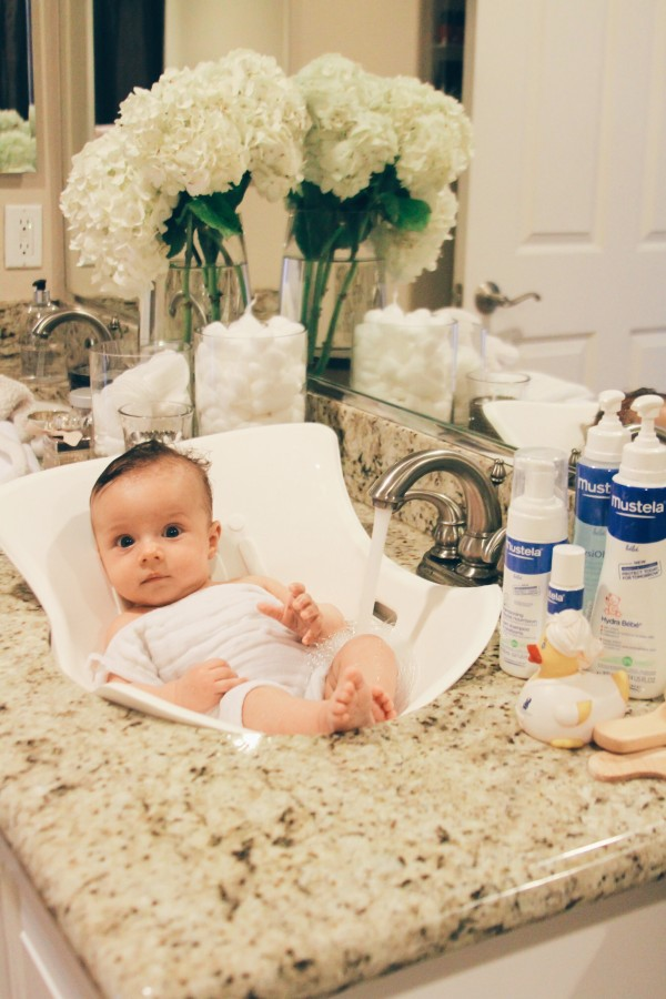 3-Month Baby Update & Favorites | BondGirlGlam.com